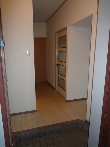 コーポラス梅津 / 105号室玄関