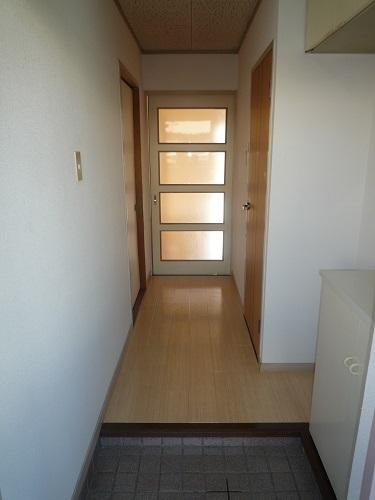 本園ビル / 401号室玄関