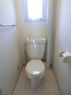 エクセレント古田 / 205号室トイレ