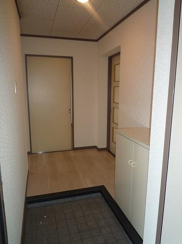 エクセレント古田 / 301号室玄関