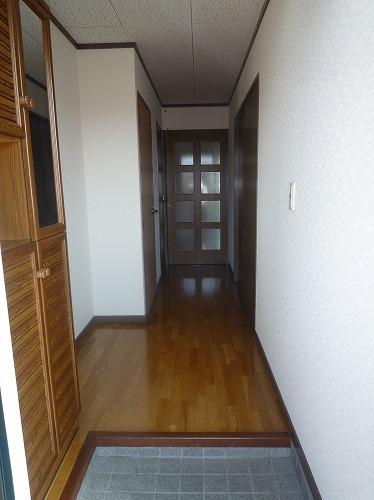 コープセンタービレッジ / 403号室玄関