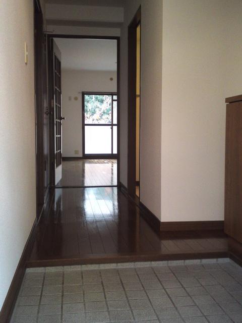 エクセレント田口 / 202号室玄関
