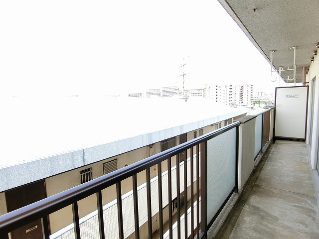 ソフィア'92 / 502号室眺望