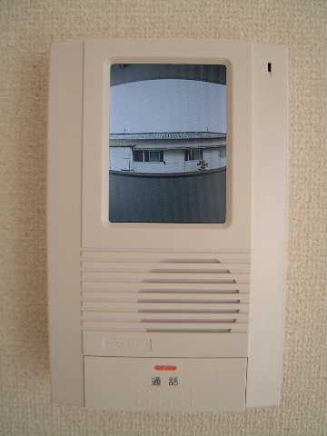 グレイシャス長尾 / 301号室セキュリティ