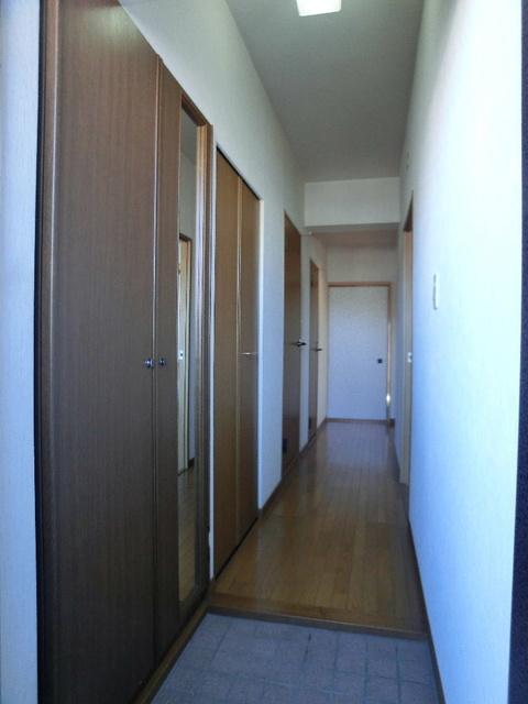 グランベルデ丸善 / 505号室玄関