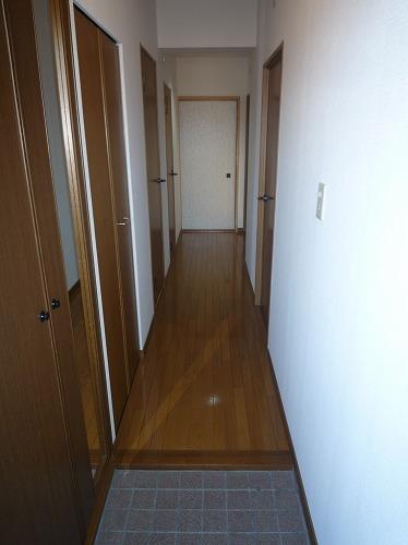 グランベルデ丸善 / 905号室玄関