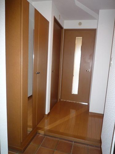 リバーランド箱崎Ⅴ / 601号室玄関
