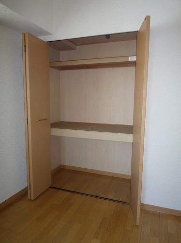 マノワール箱崎 / 405号室収納