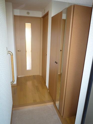 マノワール箱崎 / 603号室玄関