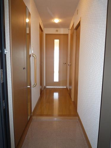 マノワール箱崎 / 806号室玄関