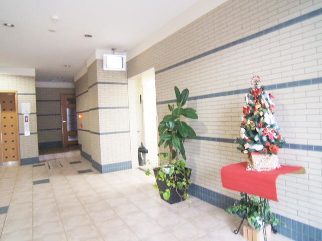 グランシャリオ / 401号室エントランス