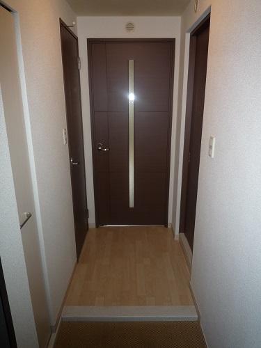 グランシャリオ / 501号室玄関