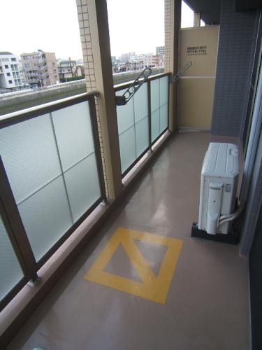 リバーランドⅥ / 405号室玄関