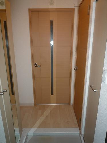 リバーランドⅥ / 503号室玄関