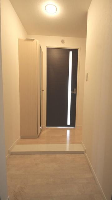 テゾーロカーザ / 201号室玄関