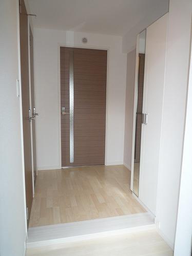 グレイス サンビオ / 303号室玄関