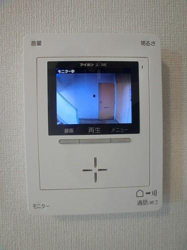 ふじよしビル / 201号室セキュリティ