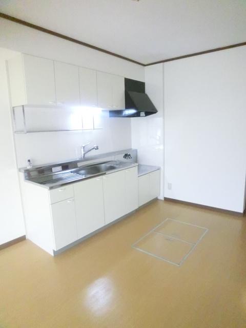 エクセル篠栗 / 107号室キッチン