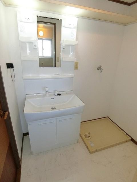 サンハイツKUDO / 405号室洗面所
