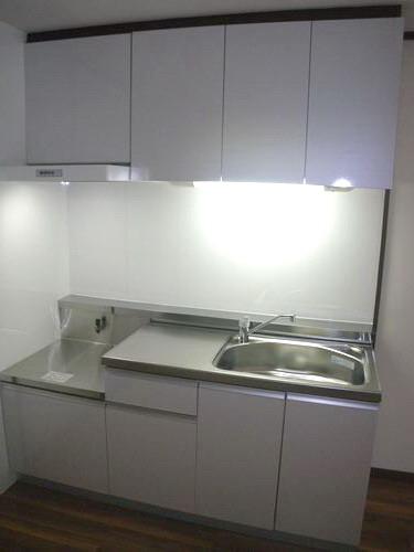 ファミール篠栗 / 202号室キッチン