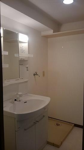 タウンコート志免 / 203号室洗面所