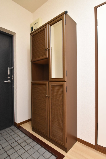 タウンコート志免 / 401号室収納