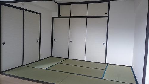 タウンコート志免 / 403号室和室