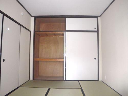 エクセルE・F / 201号室収納