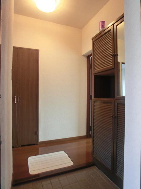 エクセルE・F / 306号室玄関