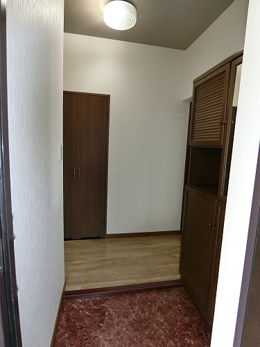 エクセルE・F / 403号室玄関