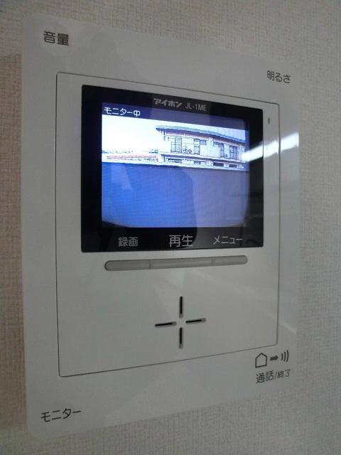 リバーサイド志免 / 401号室セキュリティ