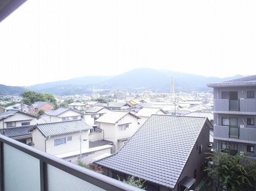 サンシャイン篠栗 / 2-402号室眺望