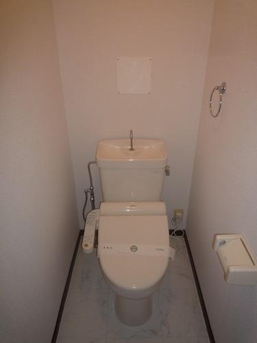 セントレージ博多 / 102号室トイレ