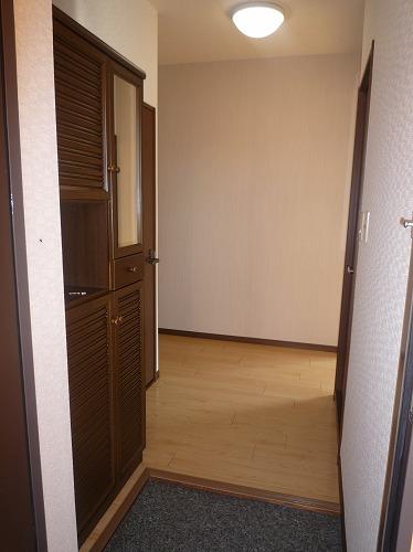 博多の森南 / 301号室玄関