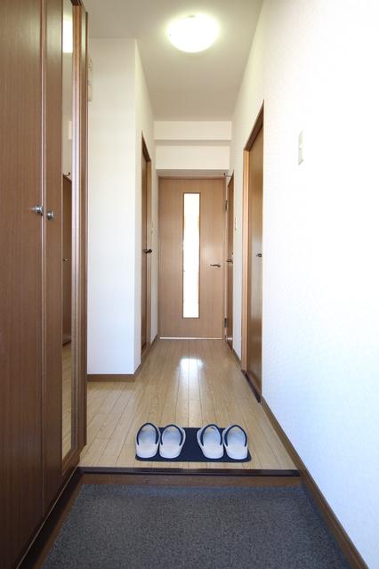 サンヒルズTAKEDAⅡ / 302号室玄関