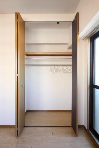 サンヒルズTAKEDAⅡ / 402号室収納