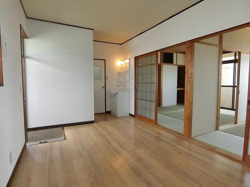 コーポ上野 / 201号室リビング