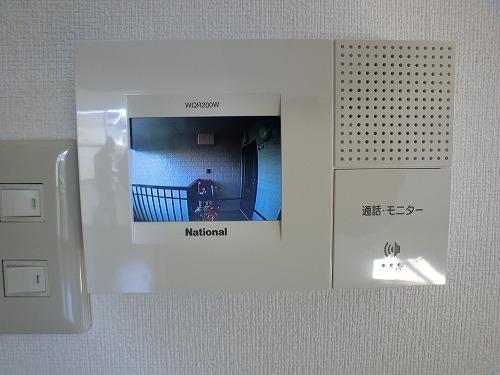 プリマベーラ志免 / 203号室セキュリティ