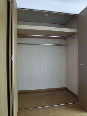 グランコート / 203号室収納