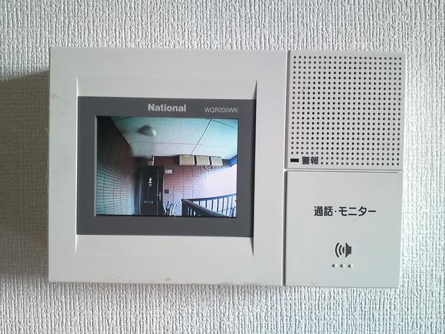 フラワーハイツ長者原 / A-202号室セキュリティ