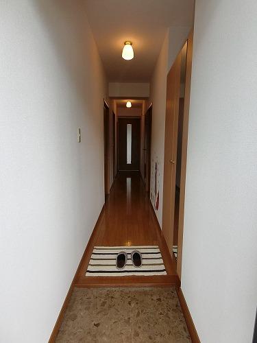 カーサ宮の前 / 303号室玄関