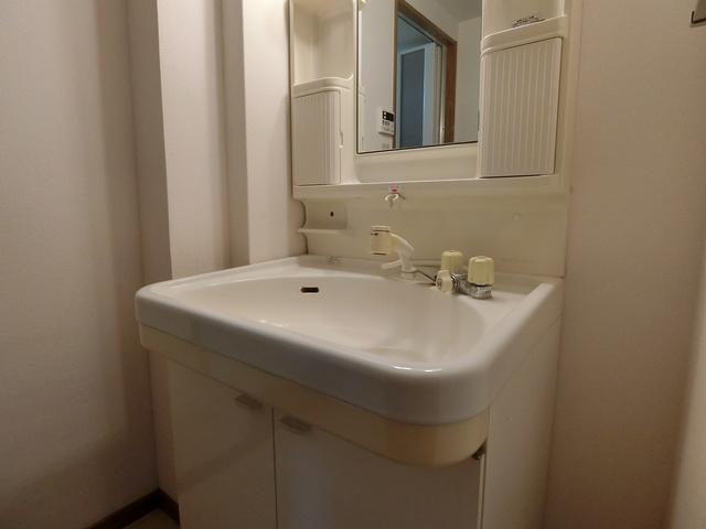 カーサ宮の前 / 403号室洗面所