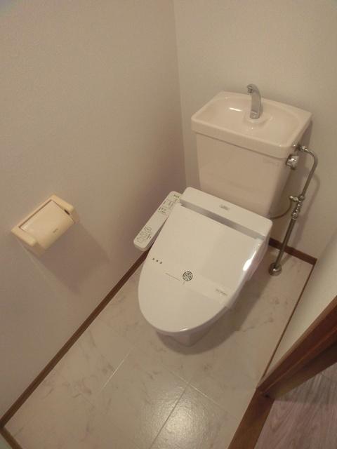 ネオパレス長者原 / 301号室トイレ