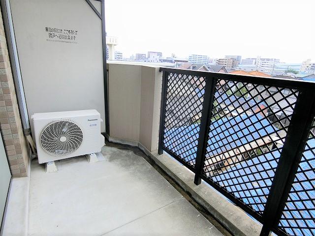 クリア吉塚 / 405号室バルコニー