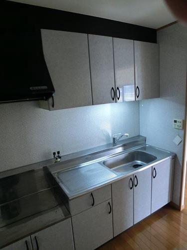 カンフォーロ藤木 / 201号室キッチン