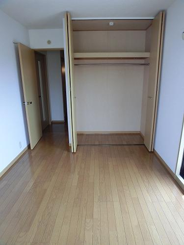 カンフォーロ藤木 / 205号室収納