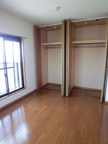 カンフォーロ藤木 / 302号室収納