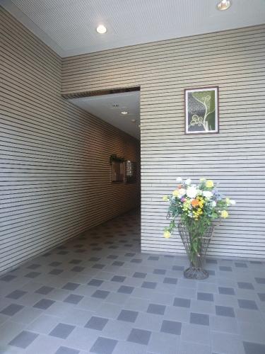 スクレーパー東 / 203号室ロビー