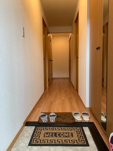 ファミーユ博多の森 / 102号室玄関