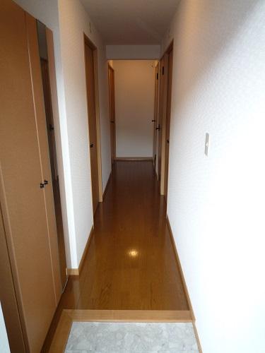 ファミーユ博多の森 / 301号室玄関